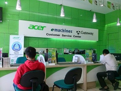 Alamat Service Center Acer Jakarta