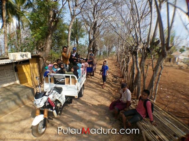 Sewa Dorkas - Spot Oksigen Pulau Giliyang