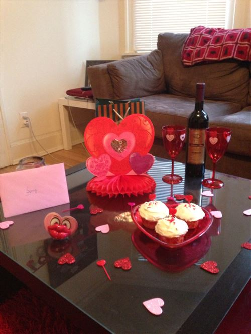 Romantic Ideas For Valentine's Day Dinner At Home