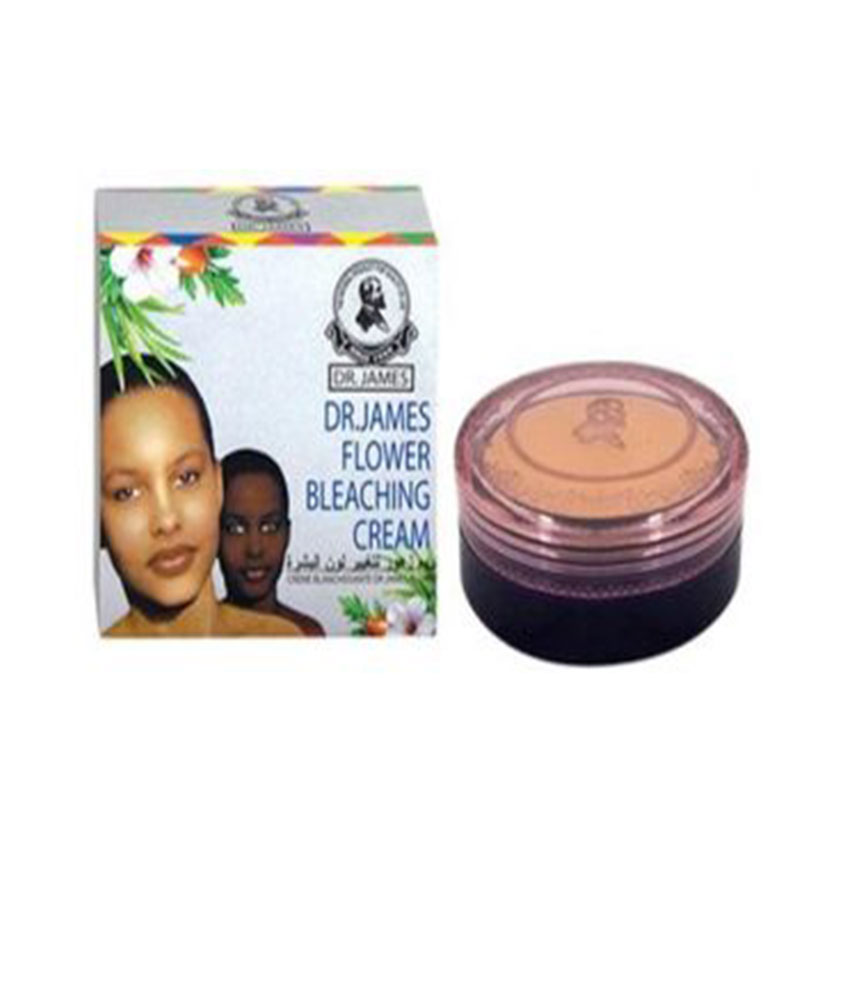 Dr James Flower Whitening Cream 4 G