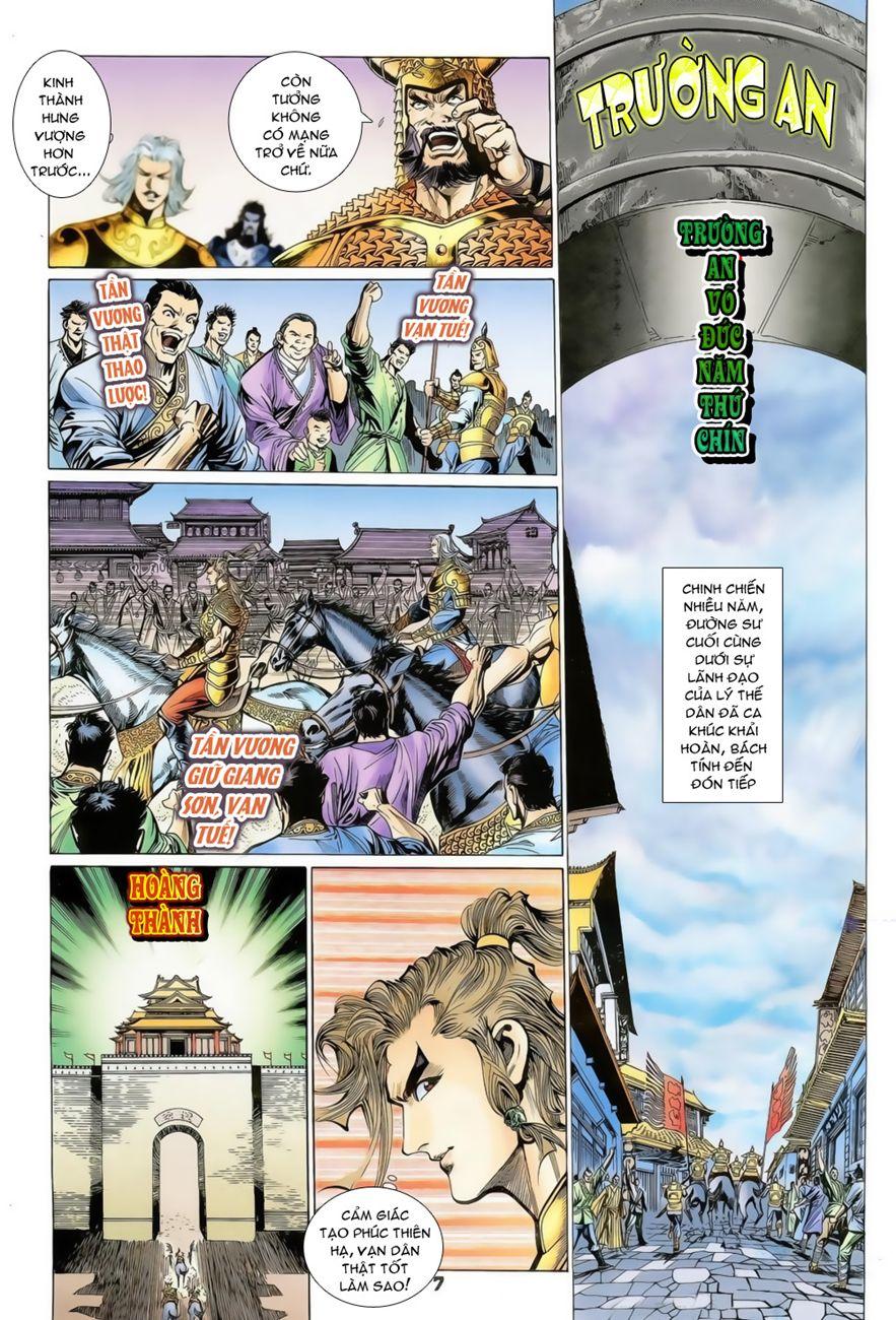 Đại Đường Uy Long chapter 74 trang 7