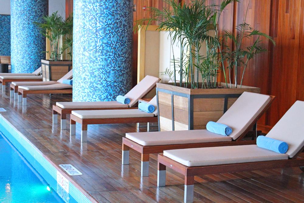 Pool at The Westin Lima, Peru - luxury travel blog