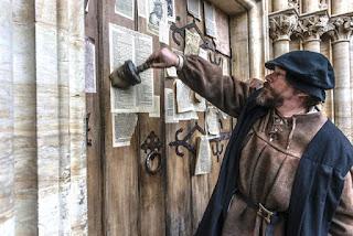 Los Lunes Seriéfilos Lutero: la Reforma tesis