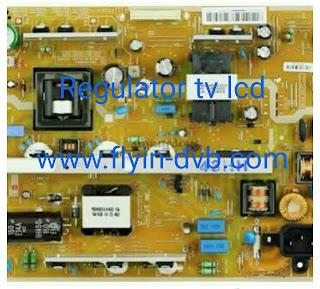 Mengenal cara kerja rangkaian regulator tv lcd