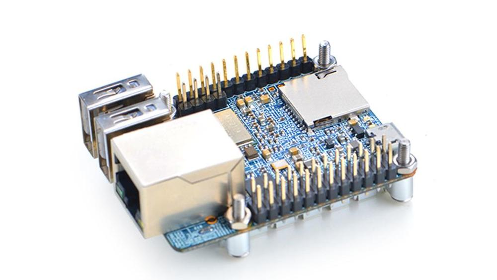 Microcontroller Embedded Design: NanoPi ROS (NanoPi NEO Plus