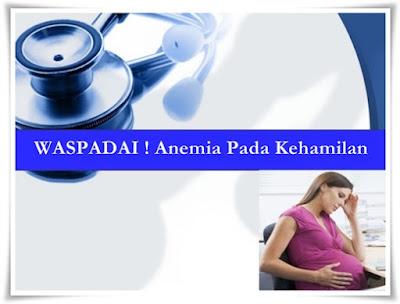Cara Mengobati Anemia atau Kurang Darah Pada Ibu Hamil