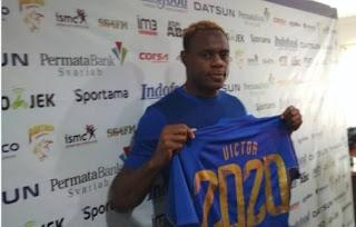 Igbonefo Resmi Kembali ke Liga Thailand