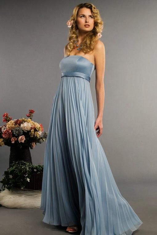 Vestido bonitos largos