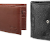Lowest Online: TSX Men's Genuine Leather Wallet Flat 88% Off At Rs.122