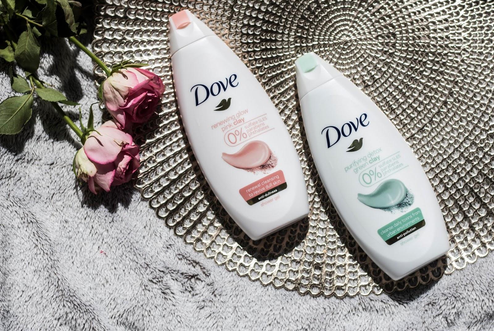 Oczyszczający żel pod prysznic - Dove