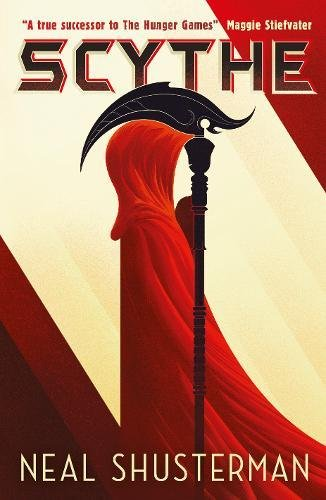 scythe, neal-shusterman, book