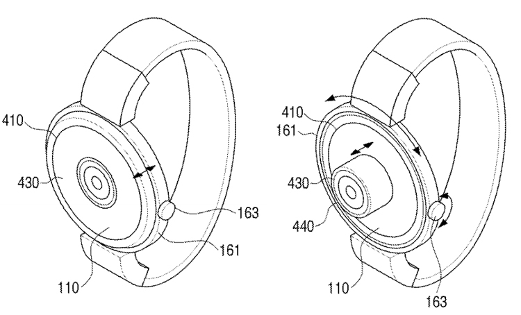 Worldwide Tech Science Samsung Patents Smartwatch With Camera