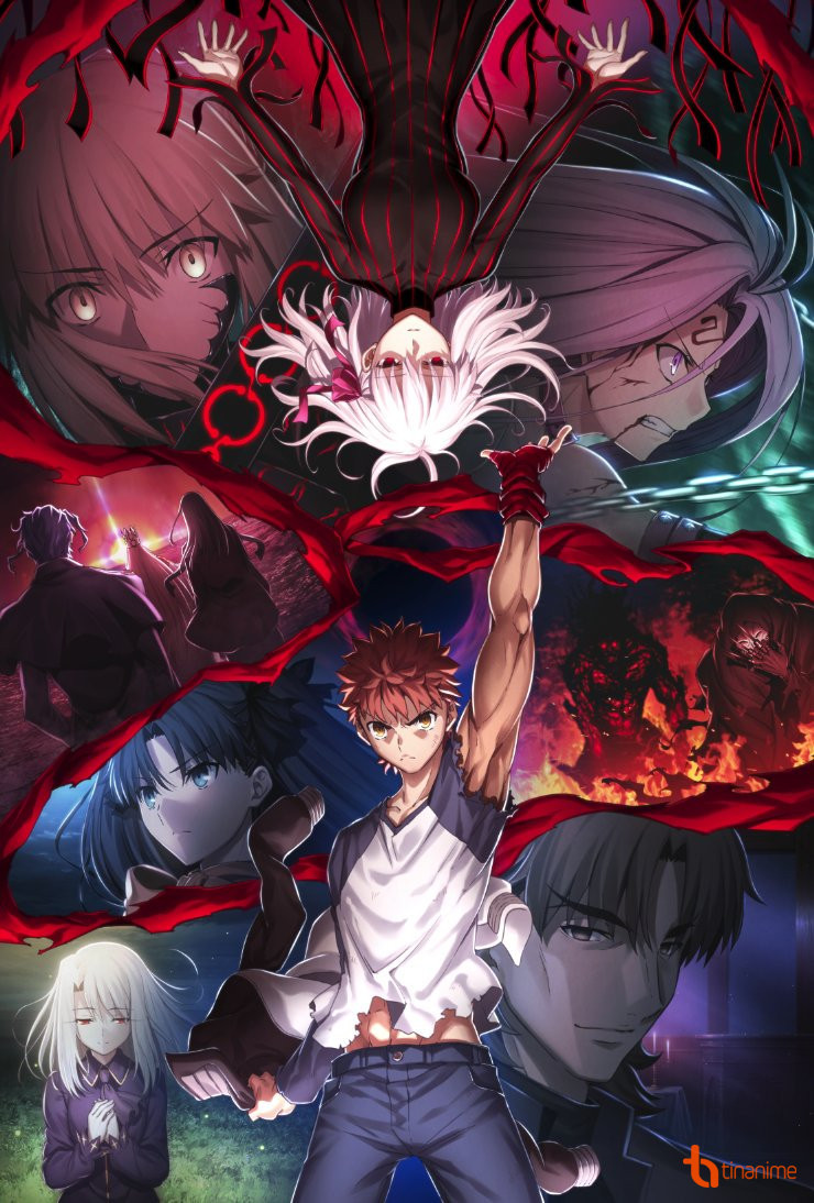 Fate/stay night Movie: Heaven\'s Feel 3
