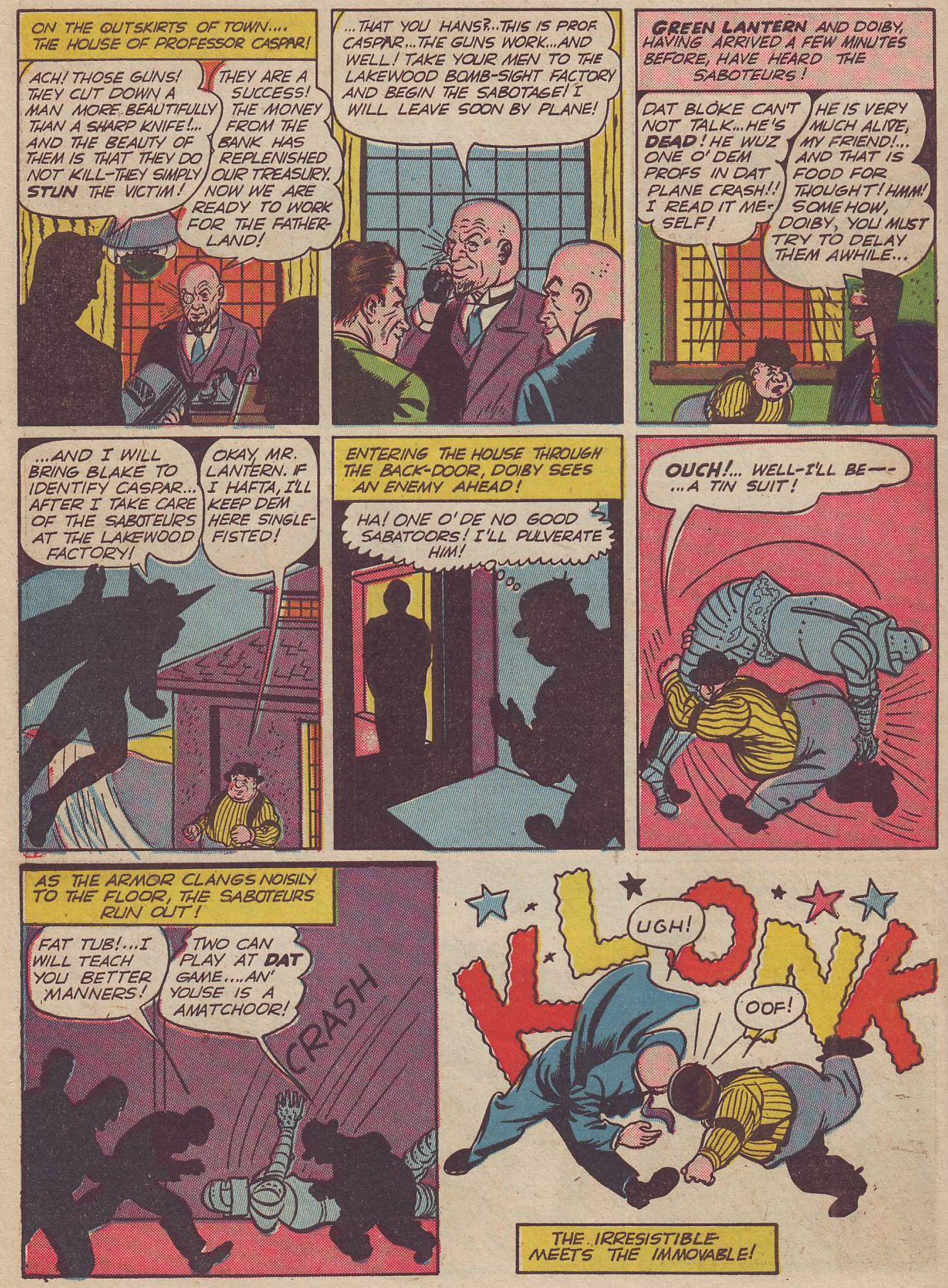 Read online All-American Comics (1939) comic -  Issue #37 - 10