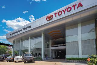 Đại lý Toyota giá rẻ nhất