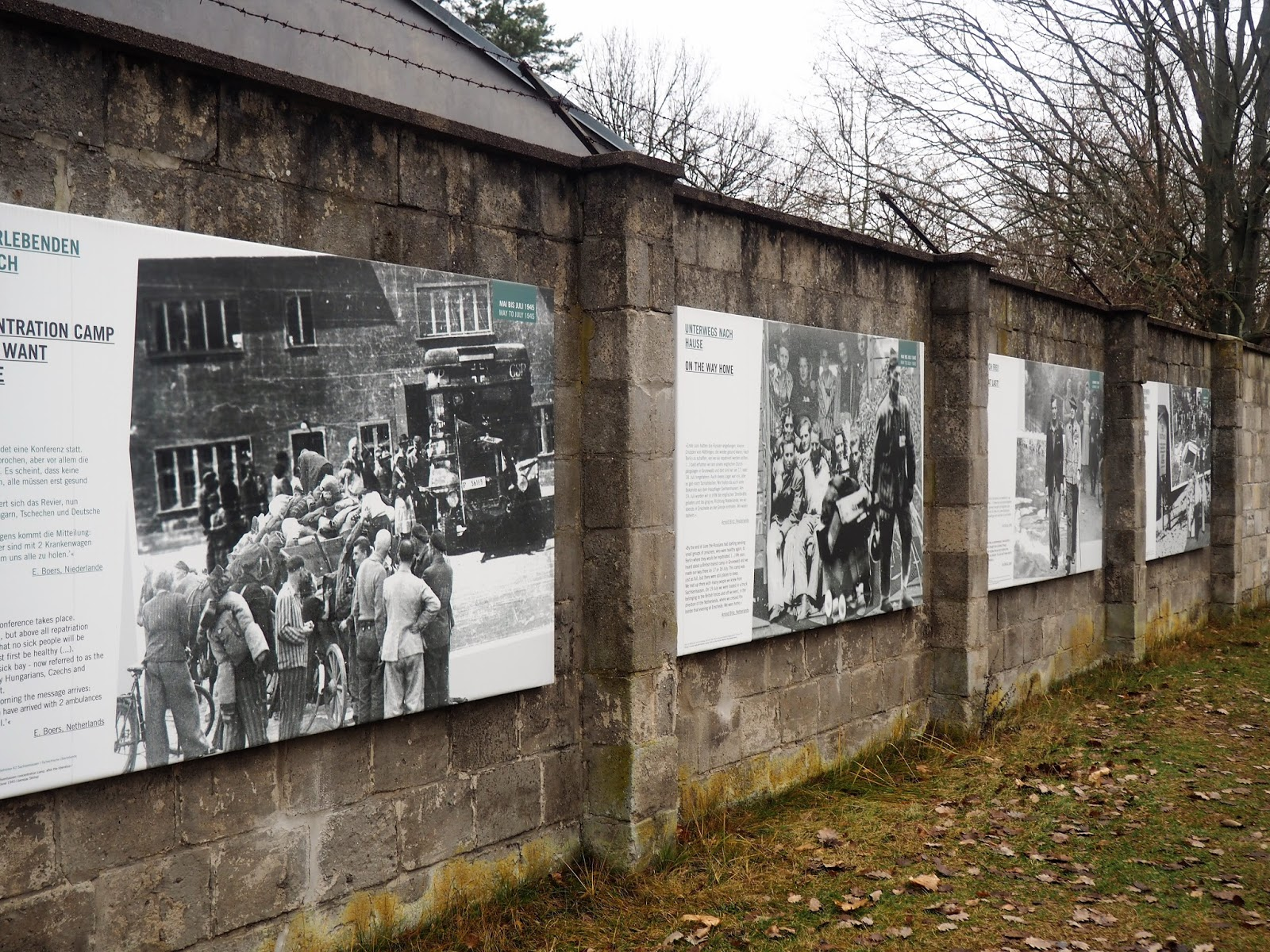 Sachsenhausen Concentration Camp; Educational information
