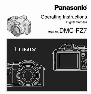 Panasonic DMC-FZ7 Manual