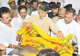 Tiger Muddasani Damodar Reddy passed away 1