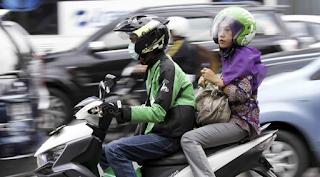 10 Tempat Ramai Orderan Penumpang Grab-Gojek di Cirebon