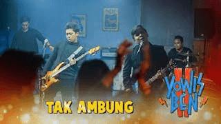 Lirik Lagu Tak Ambung - Yowis Ben