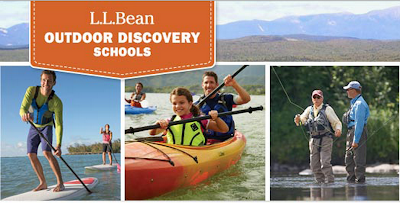 LL Bean Outdoor Discovery School