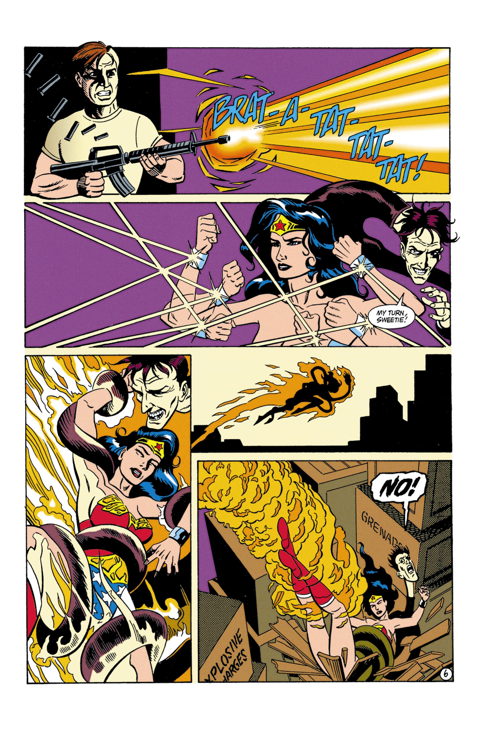 Read online Wonder Woman (1987) comic -  Issue #87 - 7