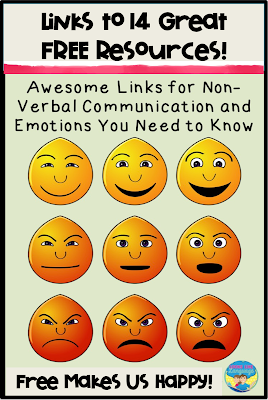 Need some help finding free resources for teaching emotions? Check out this blog post!