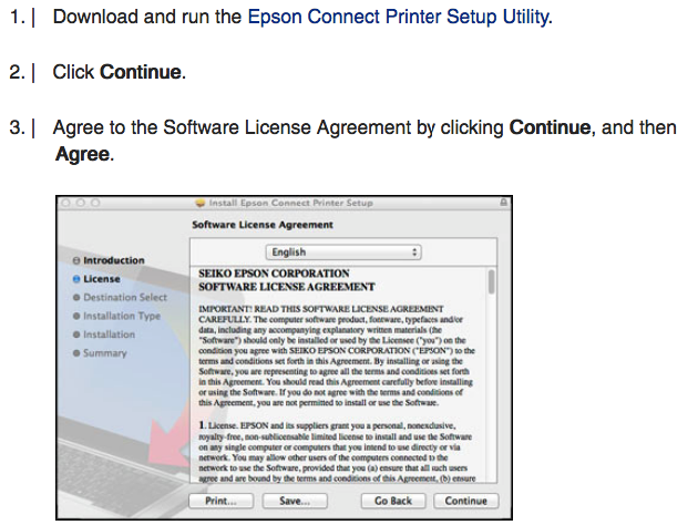 epson software connect