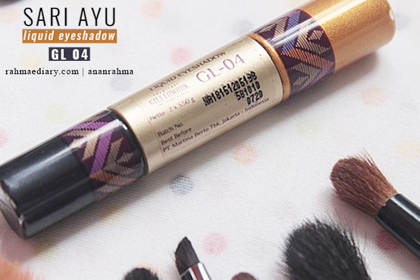 Sari Ayu Liquid Eyeshadow GL 04