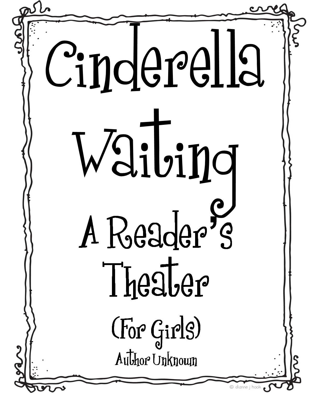First Grade Wow: Cinderella