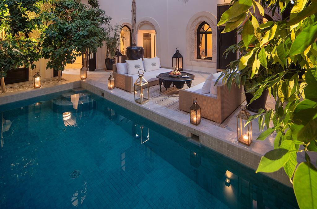 passion for luxury riad kheirredine riad marrakesh morocco. Black Bedroom Furniture Sets. Home Design Ideas