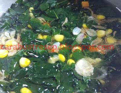 Foto Resep Sayur Daun Katuk Kuah Bening Sederhana Spesial Asli Enak