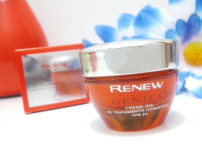 Renew Genics Creme
