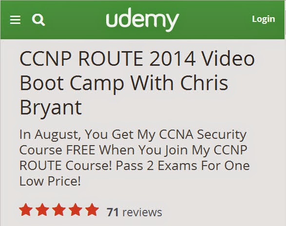 Ccnp Security Udemy