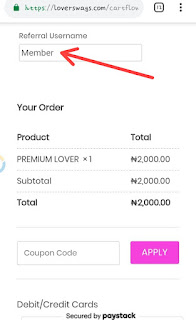 LOVERSWAYS Registration Tutorial: How to Register and Activate Quickly