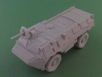 French VAB 4 x 4 picture 10