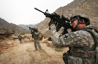 "Eπίθεση θανάτου με RPG-7 στην Καμπούλ - Οι Έλληνες ""θέρισαν"" δεκάδες Ταλιμπάν"