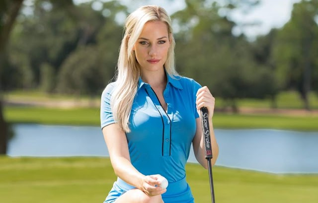 Can't wait until I can get back to Myrtle Beach for some golf; Paige Spiranac