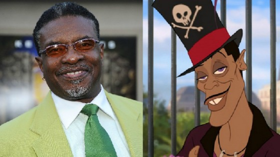 Keith David The Princess and the Frog 2009 animatedfilmreviews.blogspot.comn
