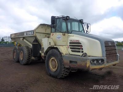 Terex TA30 Articulated Dump Truck Service Shop Repair Maintenance Manual