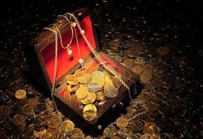 Ubicación de los tesoros del rey Salomón