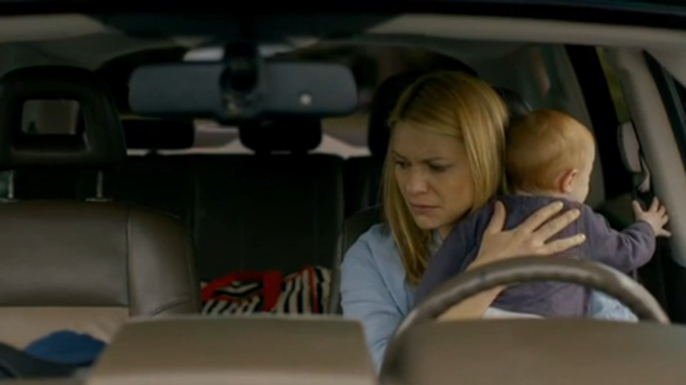 Carrie Mathison Claire Danes cuarta temporada
