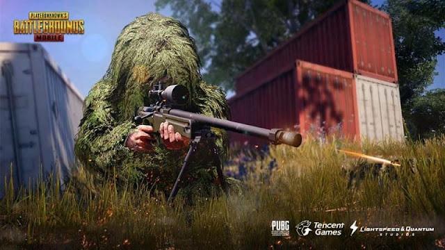 PUBG Mobile: Keskin nişancı tüfekleri kullanan oyuncular için en iyi hassasiyet ayarları!