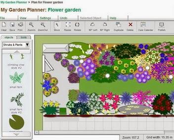 Software desain taman