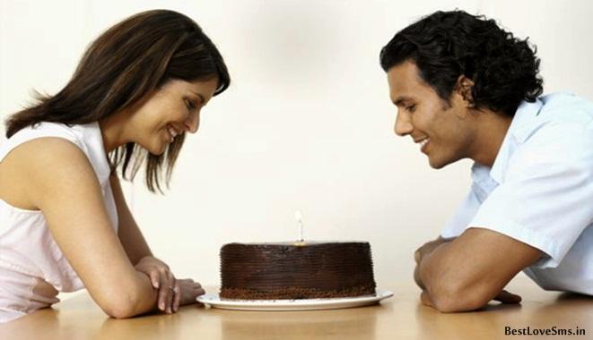 Romantic Happy Birthday Love Sms Shayari For Girlfriend Boyfriend