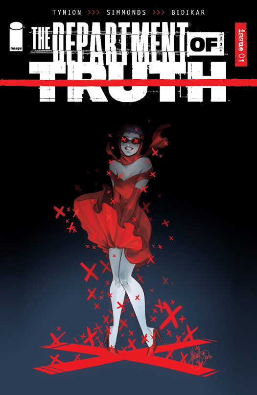 The Department of Truth - Mirka Andolfo Incentive Variant