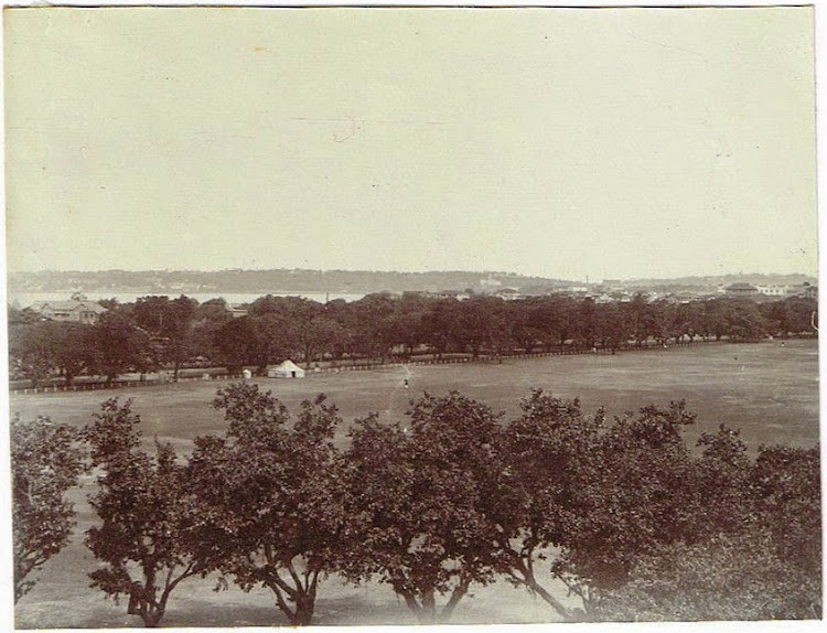 Polo Ground in Bomaby (Mumbai) c1905-10