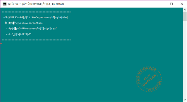 Install Custom Recovery Redmi 3 MIUI 9