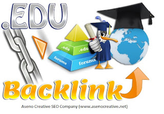 Quality edu backlink packages
