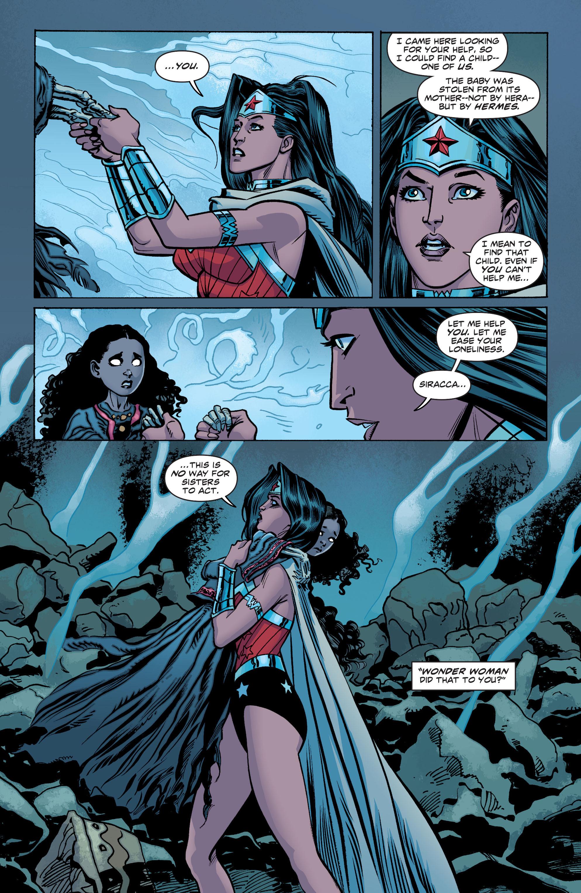 Read online Wonder Woman (2011) comic -  Issue #14 - 11